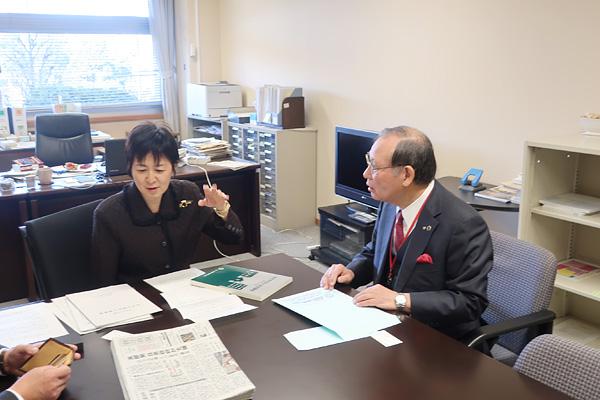 国土交通省住宅局長 伊藤明子様